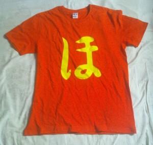 ラブライブTシャツ